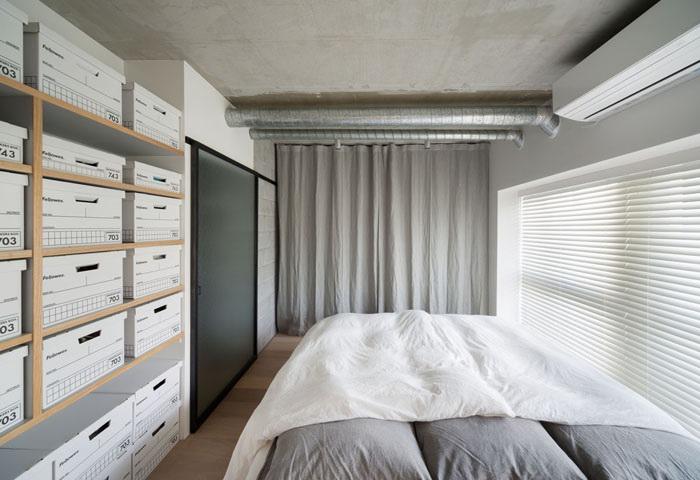 【欧美家居设计】设计忠于材质,日本设计师芦沢启治
